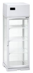 Витрина холодильная мини Slim - Line 80L 700180G
