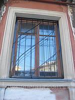 Решетка сварная на окна арт.рс 22, фото 1
