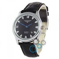 Часы наручные Longines 8114-3 White-Silver/Black