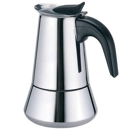 Кофеварка гейзерная 200 мл Maestro МR-1660-4, фото 2