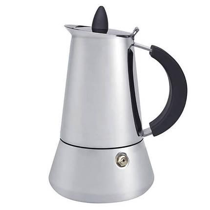 Кофеварка гейзерная 200 мл Maestro МR-1668-4 , фото 2