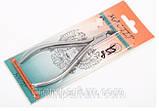 Кусачки для обрезного маникюра МАСТЕР (Россия) CVL  855 /05-72, фото 4