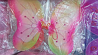 Карнавальные крылья бабочки тройные