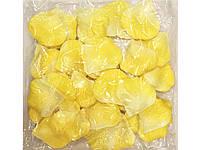Лепестки роз свадебные желтые (600 шт.)