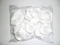 Лепестки роз свадебные белые (600 шт.)