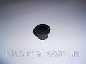 Втулка 19 мм h=24 мм пластикова