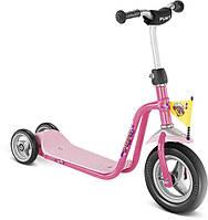 Самокат детский трехколесный Puky Riki розовый Германия