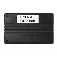 Блок управления домофоном Cyfral CC-1000