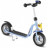 Самокат детский двухколесный Puky Rider голубой Германия