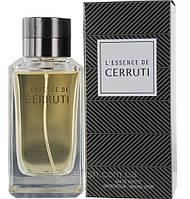 Мужской парфюм L'Essence de Cerruti (черрути купить оптом ) - древесный, мускусный, цветочный аромат AAT