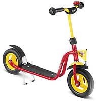 Самокат детский двухколесный Puky Rider красный Германия OR
