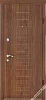 Двери входные металлические Страж модель 102