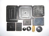 Изделия, детали из пластика