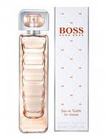 Женская туалетная вода Boss Orange Hugo Boss - яркий цветочно-фруктовый аромат с нотками сандала и ванили AAT