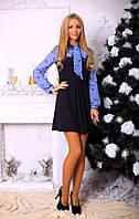 Очаровательное платье из новогодней коллекции