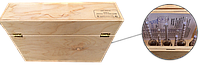Набор ареометров АОН-1 (19 штук). Измерение плотности
