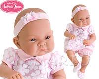 Кукла младенец NINO 42 см Antonio Juan 5067