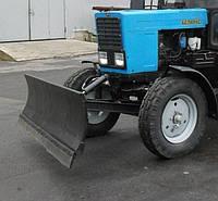 Отвал гидравлический  снеговой к трактору МТЗ 82