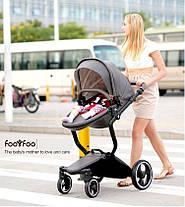 Детская универсальная коляска 2 в 1 Vinng FooFoo, фото 2