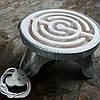 Спиральная электро плитка (1,5 кВт керамическая), фото 2