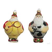 Санта Клаус - спортсмен 9 см, в ящ. мiх: 2 вида 960177