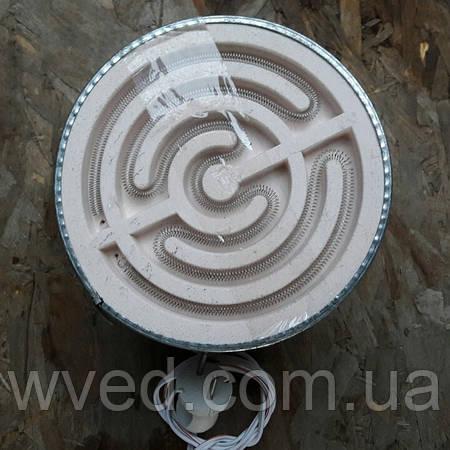 Спиральная электро плитка (1,5 кВт керамическая)