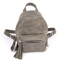 Рюкзак серый, фото 1