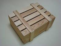 Ящик подарочный из фанеры