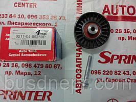 Паразитный / ведущий ролик, поликлиновой ремень Ford Connect 1.8TD(AC) пр-во MaxGear 0211-04-05259P