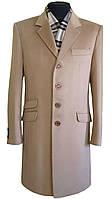 Пальто мужское №61о - 13876 капучино