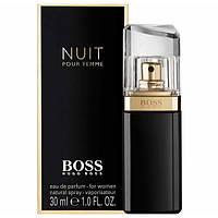 Женская парфюмированная вода Boss Nuit Pour Femme (купить женские духи хьюго босс, отличная цена) AAT