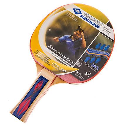 Теннисная ракетка  DONIC Appelgren Line level 500 DAL-500, фото 2