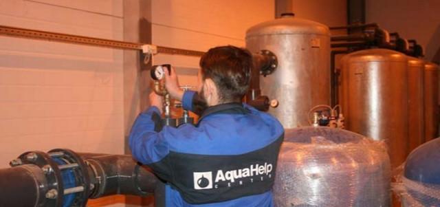 Сервис систем водоподготовки