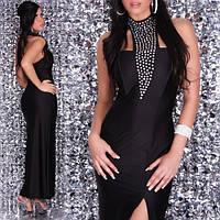 Праздничное платье  женское стрела