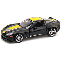 MAISTOАвтомодель (1:24) 2009 Chevrolet Corvette Z06 GT1 чёрный