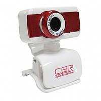 Веб-камера с микрофоном CBR CW-832M
