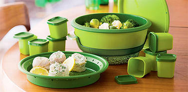 Посуда от производителя Tupperware