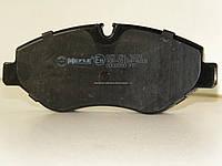 Тормозные колодки передние на Фольксваген Крафтер 30-35 2006-> MEYLE (Германия) 0252919220