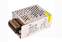Блок питания металл для светодиодной ленты 60W 12V IP20 85x58x38mm LEMANSO