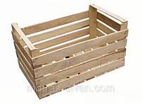 """Ящик деревянный """"Облегченный"""" 500х300х280 мм."""