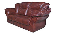 """Раскладной 3х местный кожаный диван """"Ginger"""" (Джинджер). (225 см)"""