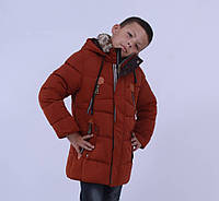 Куртка зимняя, для мальчика, KIKO 4230 размер 134-170