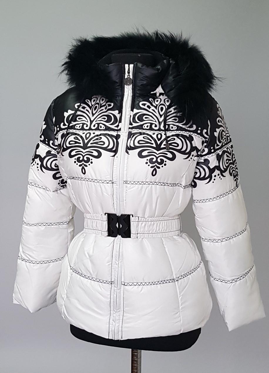 """Короткая зимняя куртка для девчек """"New Soon"""""""