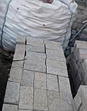 Гранитная брусчатка, бордюр ,плитка из гранита, фото 8