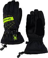 Горнолыжные подростковые перчатки Spyder Boys Overweb (MD)
