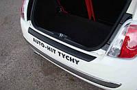 Накладка заднего бампера Fiat 500 2007-2014