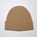 Разные цвета ARMANI шапки вязаные для взрослых и подростков шапка хлопок армани, фото 5