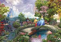 """Бумажные фотообои """"Волшебный сад"""" 280х196 см"""
