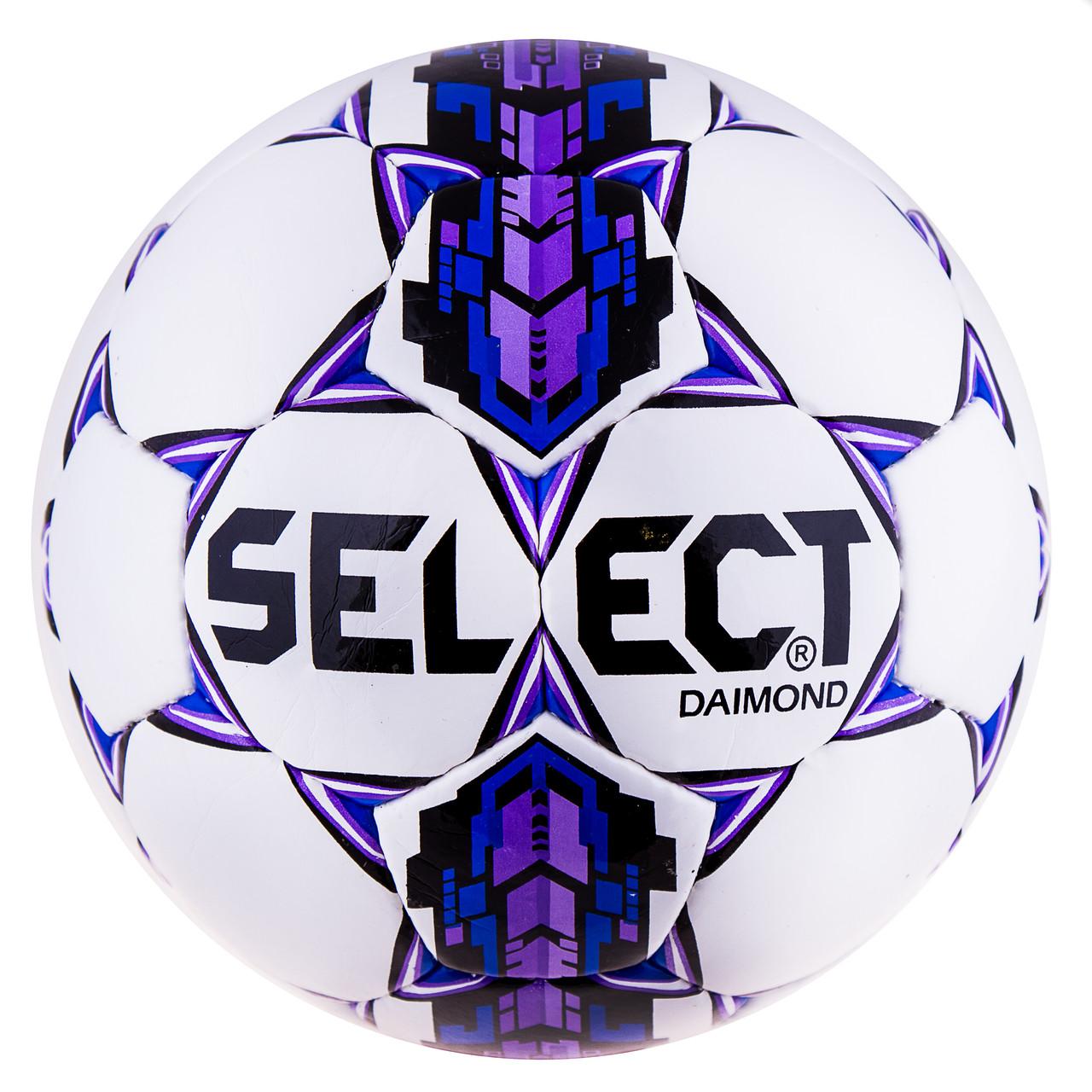 Мяч футбол Select №4 Diamond Duxon Purple