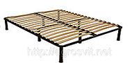 Каркас кровать с ножками XL-V8( + 2 дополнительные ножки)